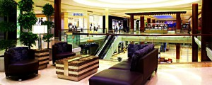 Furniture for Shopping Malls